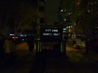 Marriage-Proposal-Via-Street-Art-2