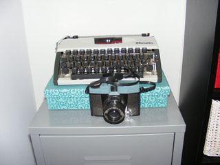 Pic13 typewriter