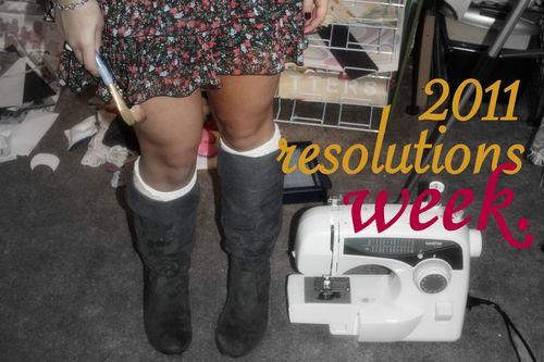 Resolutionsweek