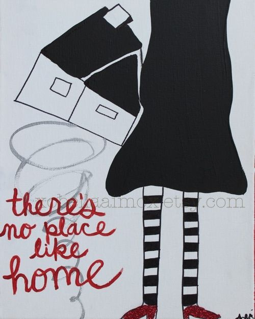 Theresnoplacelikehome2